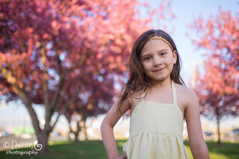 Cherry Blossoms Denver Family Photographer (1)